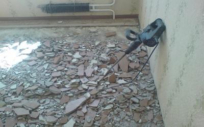 Демонтируемые перегородки можно снести быстро и качественно