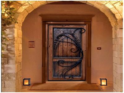 Как называется дверной проем строителями