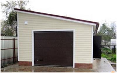 Чем крыть крышу гаража: подбор материала