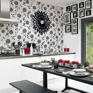 Как украсить кухню своими руками из подручных материалов