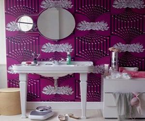 Чем отделать стены в ванной кроме плитки в частном доме