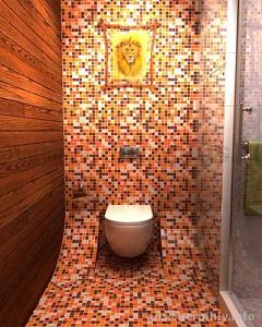 Чем отделать стены в туалете кроме плитки собственноручно