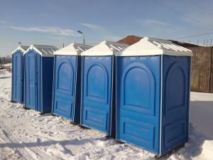 Туалетные кабинки для личного пользования
