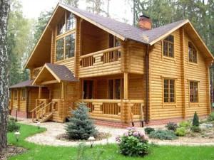 Как привести в порядок деревянный дом