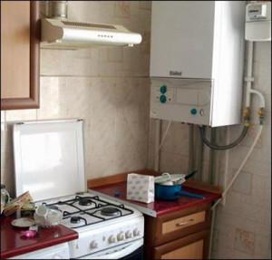 Индивидуальное отопление в домах