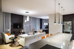 Интересный дизайн интерьера современных квартир