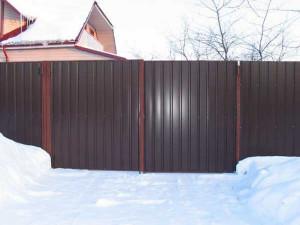Качественные ворота для вашего участка
